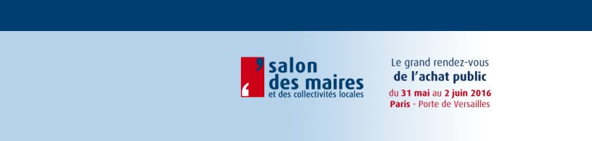Salon des Maires de Paris 2016